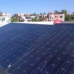 SOLAR CON INTERCONEXION